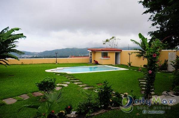 Exclusiva casa en venta o alquiler en La Montaña