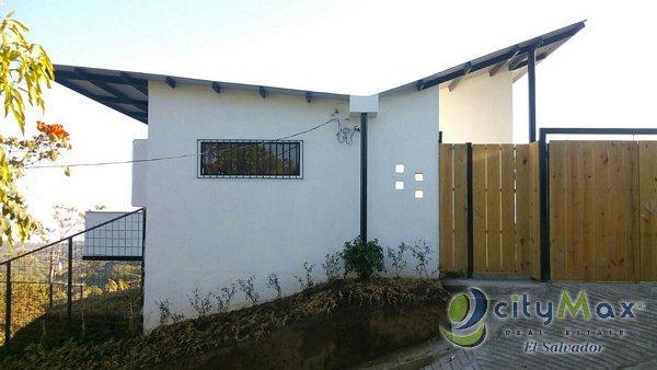 CityMax vende casa nueva en Nuevo Cuscatlan