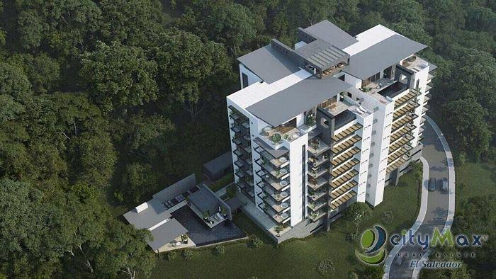 Apartamento en Pre venta Torre Foresta En El Encanto