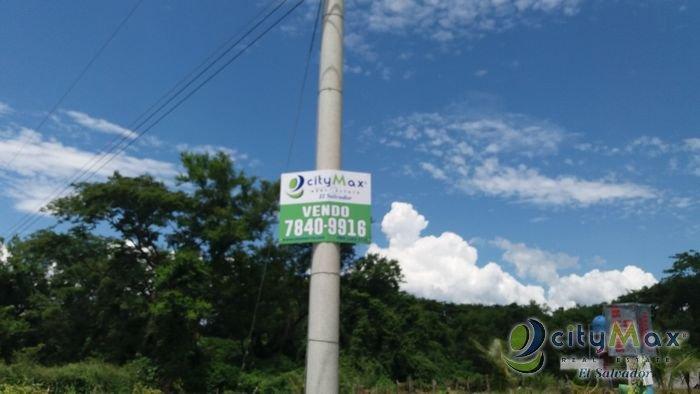 Vendo terreno residencial Km 43 a Zacatecoluca Litoral